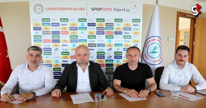 Çaykur Rizespor'dan hakem kararlarına tepki
