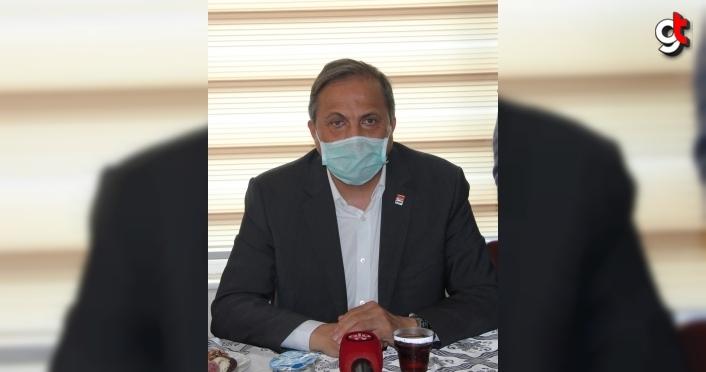CHP Genel Başkan Yardımcısı Seyit Torun, Ünye'de ziyaretlerde bulundu: