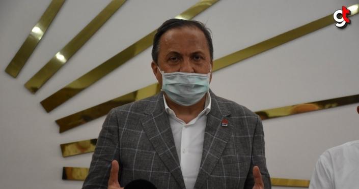 CHP Genel Başkan Yardımcısı Seyit Torun'dan