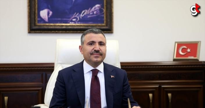 Düzce Valisi Cevdet Atay görevine başladı