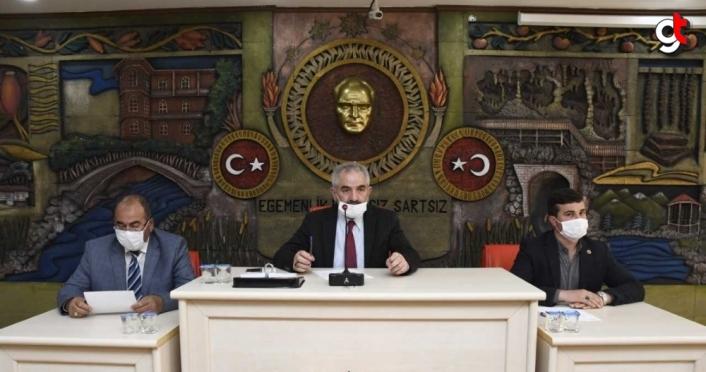 Gümüşhane İl Genel Meclisi toplantıları başladı