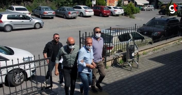 GÜNCELLEME - Zonguldak'ta boşandığı eşini silahla yaralayarak rehin alan zanlı tutuklandı