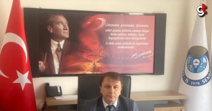 Hak-iş Tokat İl Başkanı Resul Demir'den Toplum Yararına Program açıklaması