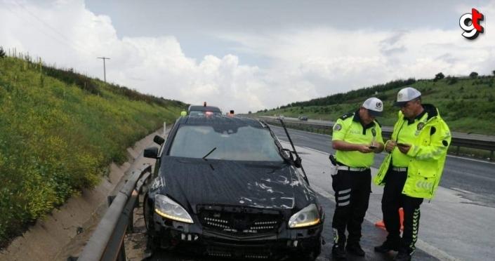 İYİ Parti'li Beyaz ve Reis trafik kazasında yaralandı