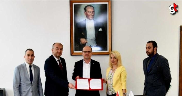 KARDEMİR ile MÜSİAD arasında online eğitim iş birliği protokolü imzalandı