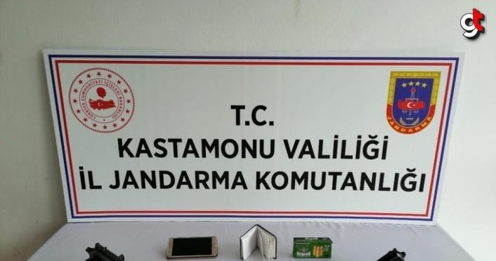 Kastamonu'da tefecilik operasyonu
