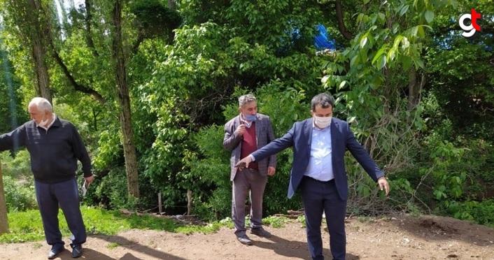 Kaymakam Kaya'dan köy ziyaretleri