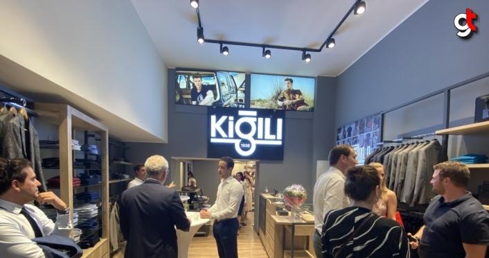 Kiğılı Almanya'da ilk mağazasını açtı