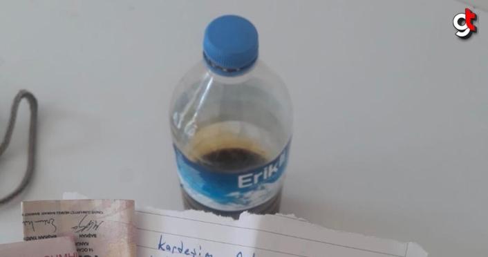 Kovid-19 nedeniyle yurt dışından gelip yurtta kalan kişi, ayrılırken yediği pekmezin parasını bıraktı