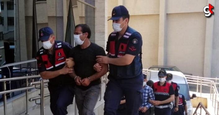 Maden ocağından hırsızlık yapan 3 şüpheli tutuklandı