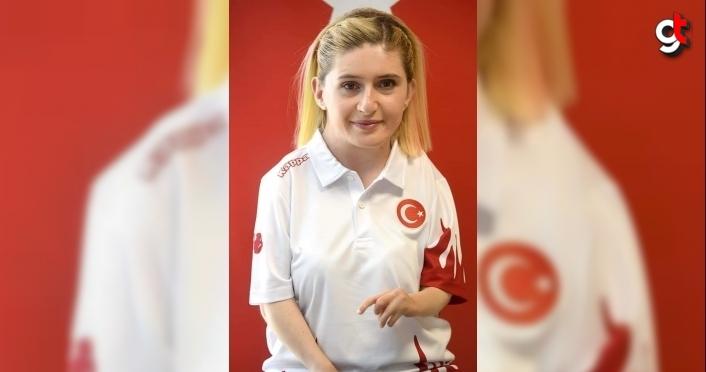 Milli sporcu Şeyma Nur Emeksiz Bacaksız, 3 ay aradan sonra hazırlıklarına başladı