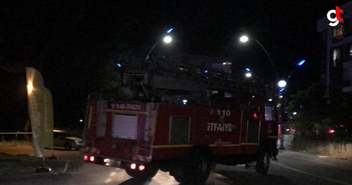 Ordu'da yağ fabrikasının rafineri bölümünde çıkan yangın söndürüldü