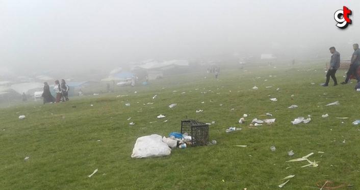 Ortahisar Belediye Başkanı Genç'ten vatandaşlara çöp uyarısı