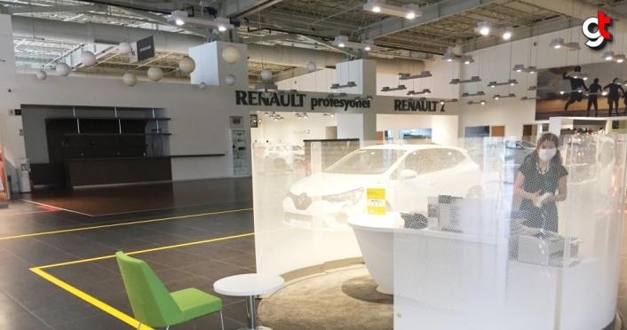Renault ve Dacia yetkili satıcıları önlemlerle normalleşmeye hazır