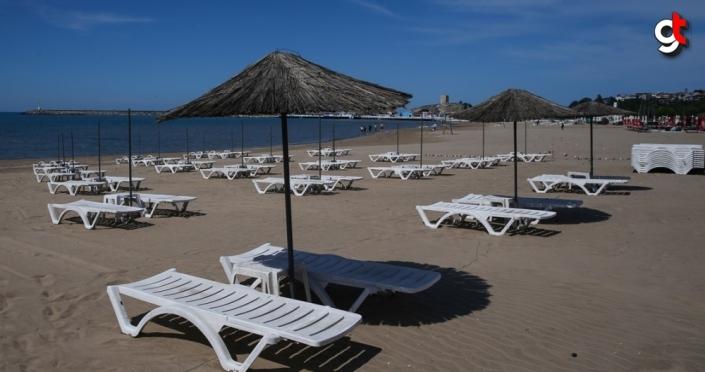 Sağlık Bakanlığından plaj ve yüzme alanlarına yönelik Kovid-19 tedbirleri