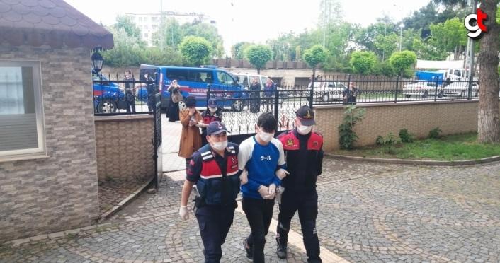 Samsun'daki uyuşturucu operasyonunda yakalanan 3 şüpheli tutuklandı