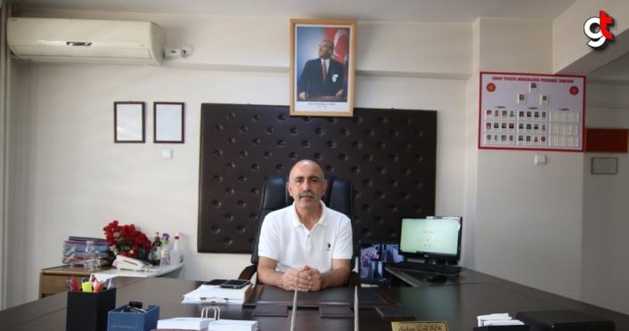 Sinop'ta boğulmalara karşı cankurtaranlar görev başında
