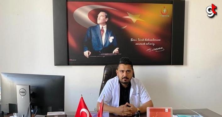 Taşova Sağlık Müdürü Çağlayan'dan kene uyarısı