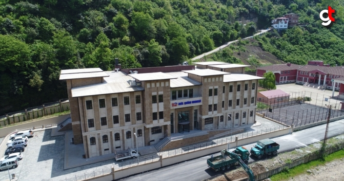 Trabzon'da acil çağrıların tek merkezden yönetileceği