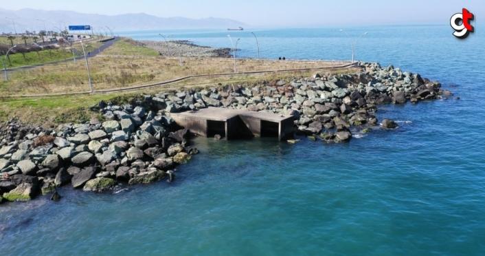 Trabzon'da atık sularda Kovid-19 taraması için numune alındı
