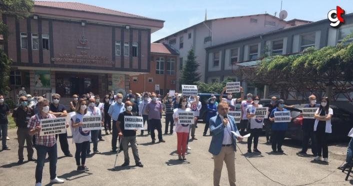 Türk Sağlık-Sen'den sağlık çalışanlarının nöbet ücretlerinin ödenmesi talebi