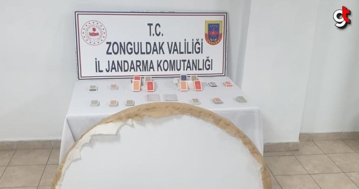 Zonguldak'ta kumar oynanan evdeki 20 kişiye para cezası