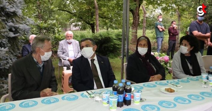 15 Temmuz Şehidi Emniyet Müdürü Ufuk Baysan'ın adına mevlit düzenlendi