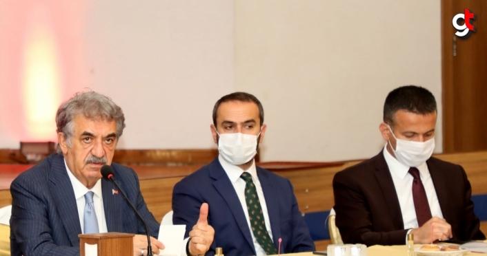 AK Parti Genel Başkan Yardımcısı Hayati Yazıcı'dan