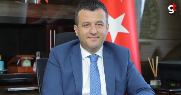 Başkan Halit Doğan, kurban bayramı kutlama mesajı yayınladı
