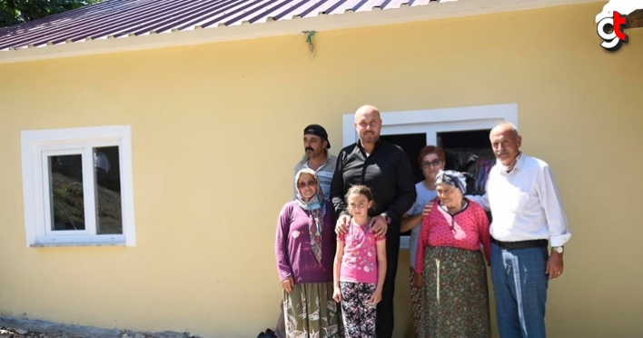 Başkan Hasan Togar, çifte bayram yaşattı