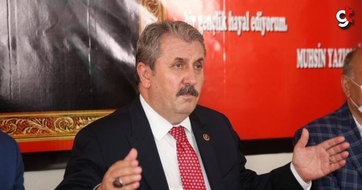 BBP Genel Başkanı Destici'den fındık fiyatı değerlendirmesi: