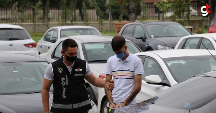 Bolu'da uyuşturucu operasyonlarında 8,5 kilogram esrar ele geçirildi
