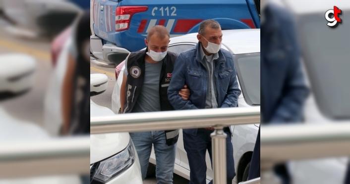 Bolu'da uyuşturucu ticareti iddiasıyla yakanan şüpheli tutuklandı