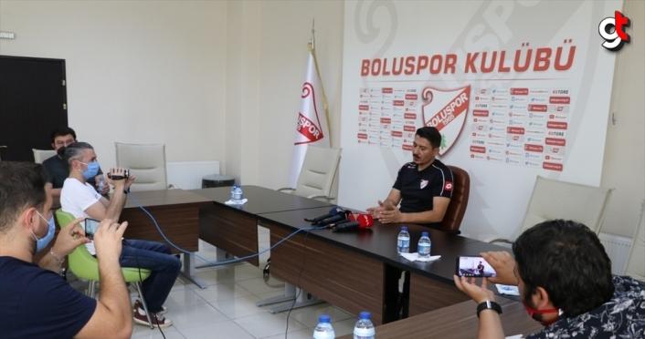 Boluspor Teknik Direktörü Fırat Gül: