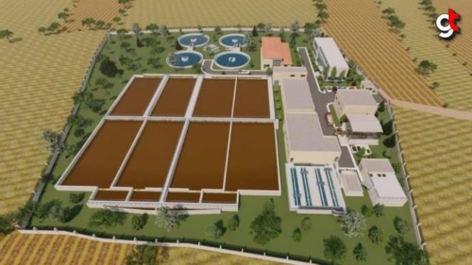 Çarşamba Atık Su Arıtma Tesisi kuruluyor