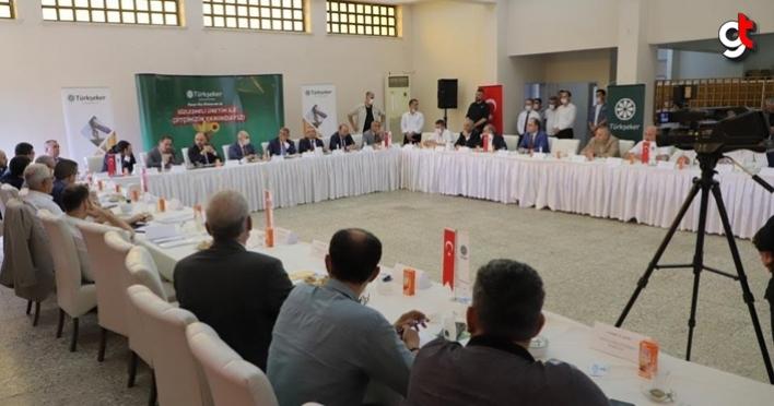 Çarşamba'da Sözleşmeli Tarım Tanıtım Toplantısı Yapıldı