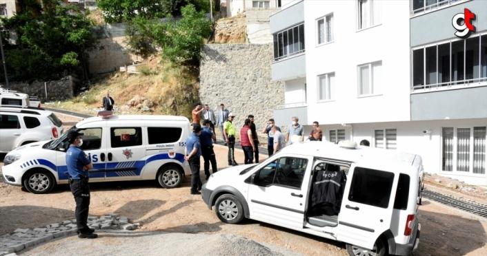 Gümüşhane'de 8'inci kattan düşen otizimli çocuk öldü