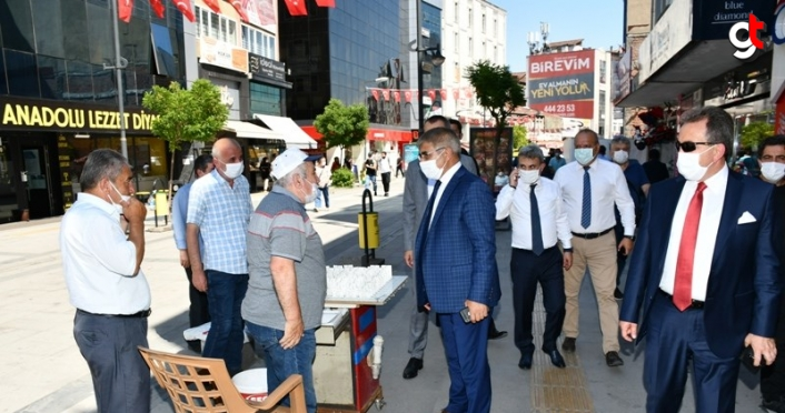Karabük ve Zonguldak'ta Kovid-19 tedbirleri