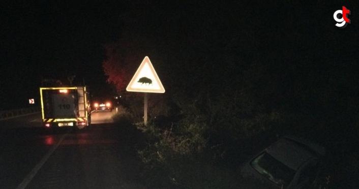 Karabük'teki kazada ağır yaralanan kadın hayatını kaybetti