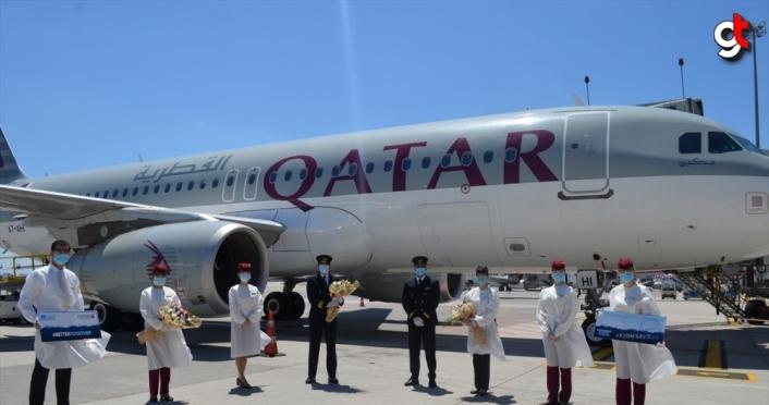 Katar Havayolları Sabiha Gökçen uçuşlarına yeniden başladı