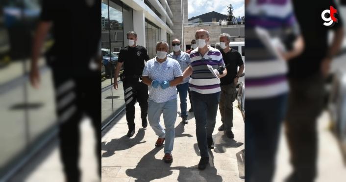 Samsun'da silahla yaralama zanlıları 60 saatlik kamera incelemesiyle yakalandı