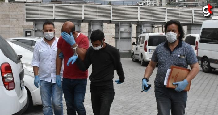 Samsun'da telefonda dolandırıcılık şebekesine yönelik operasyonda bir şüpheli tutuklandı