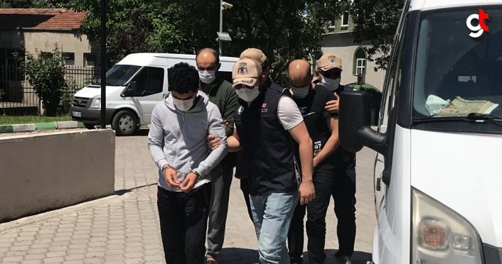 Samsun'daki DEAŞ operasyonunda 5 kişi daha sınır dışı edilecek