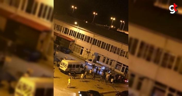 Sinop'ta silah ve bıçaklı kavga: 5 yaralı