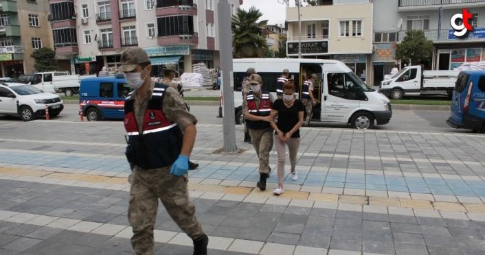 Tokat'taki uyuşturucu operasyonunda 9 kişi tutuklandı