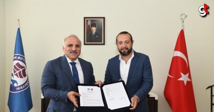 Trabzon Büyükşehir Belediyesi ile TGC arasında protokol imzalandı
