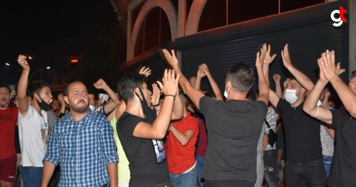 Trabzon'da kupa sevinci