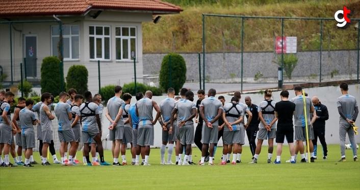 Trabzonspor, Yukatel Denizlispor maçının hazırlıklarına başladı