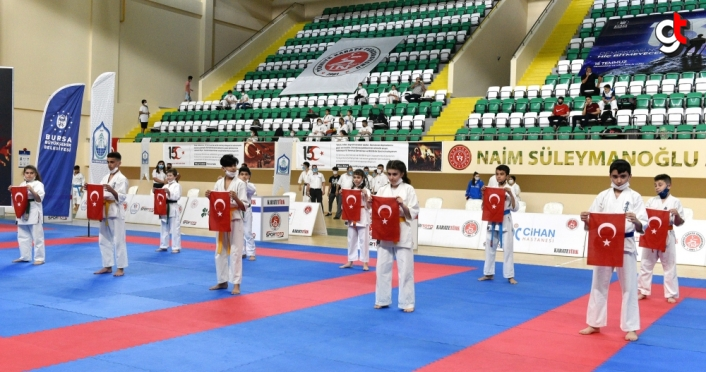 Ümit, Genç ve 21 Yaş Altı Türkiye Karate