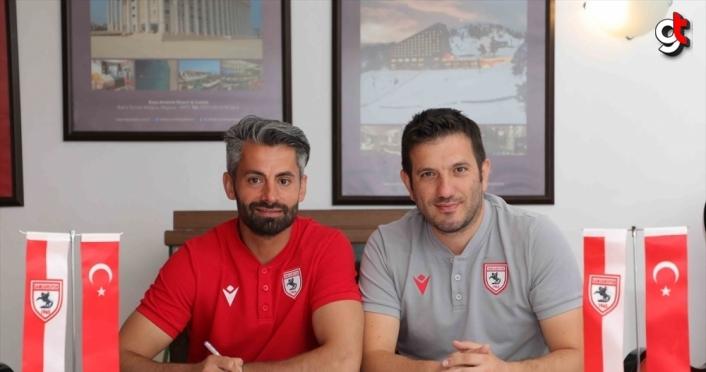 Yılport Samsunspor, Erkam Reşmen ve kaleci Ahmet Altın'ın sözleşmelerini uzattı